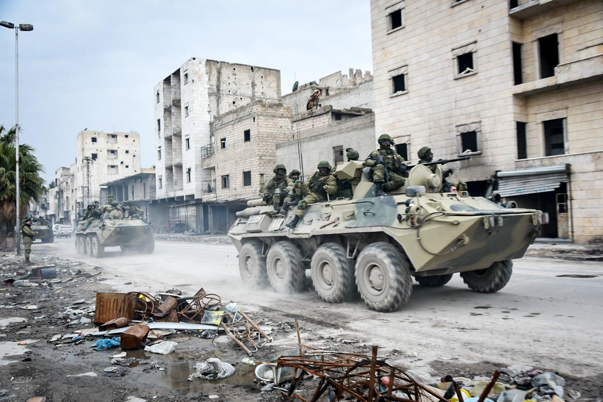 Генштаб ВС России призвал предоставить доступ в Ракку для оказания гумпомощи