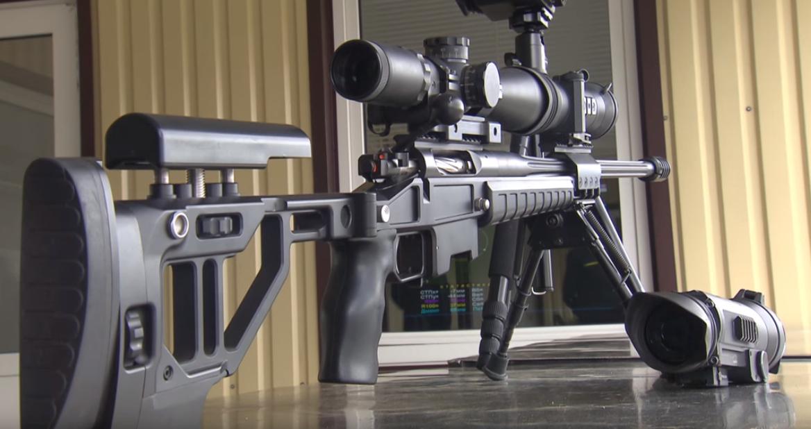 Снайперскую винтовку «Точность» начнут поставлять в этом году
