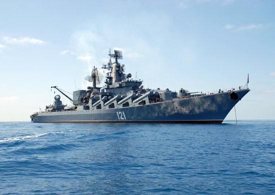 Черноморский флот готов бороться с «украинским пиратством» в Азовском море