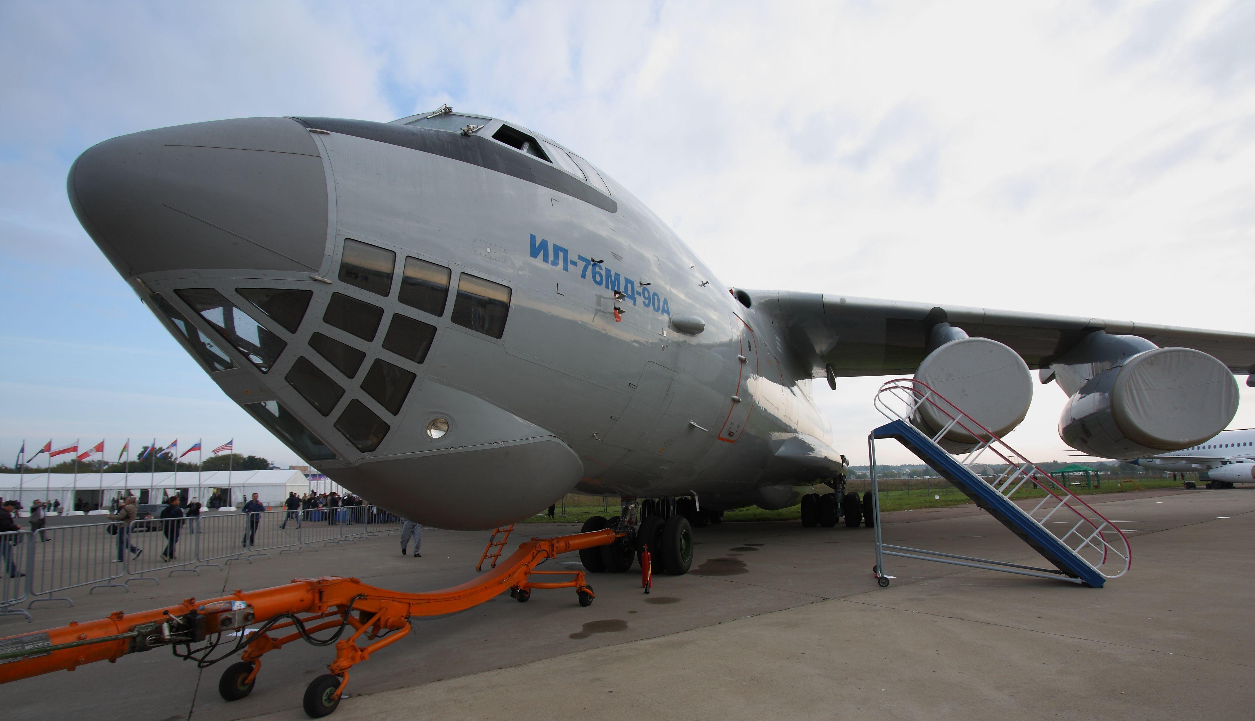 Минобороны получит восемь новых самолетов