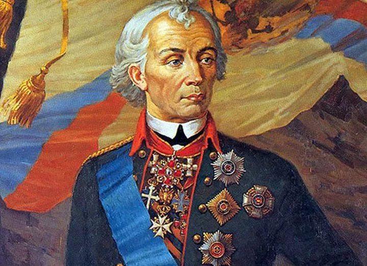 Фельдмаршал Суворов был могуч и брутален