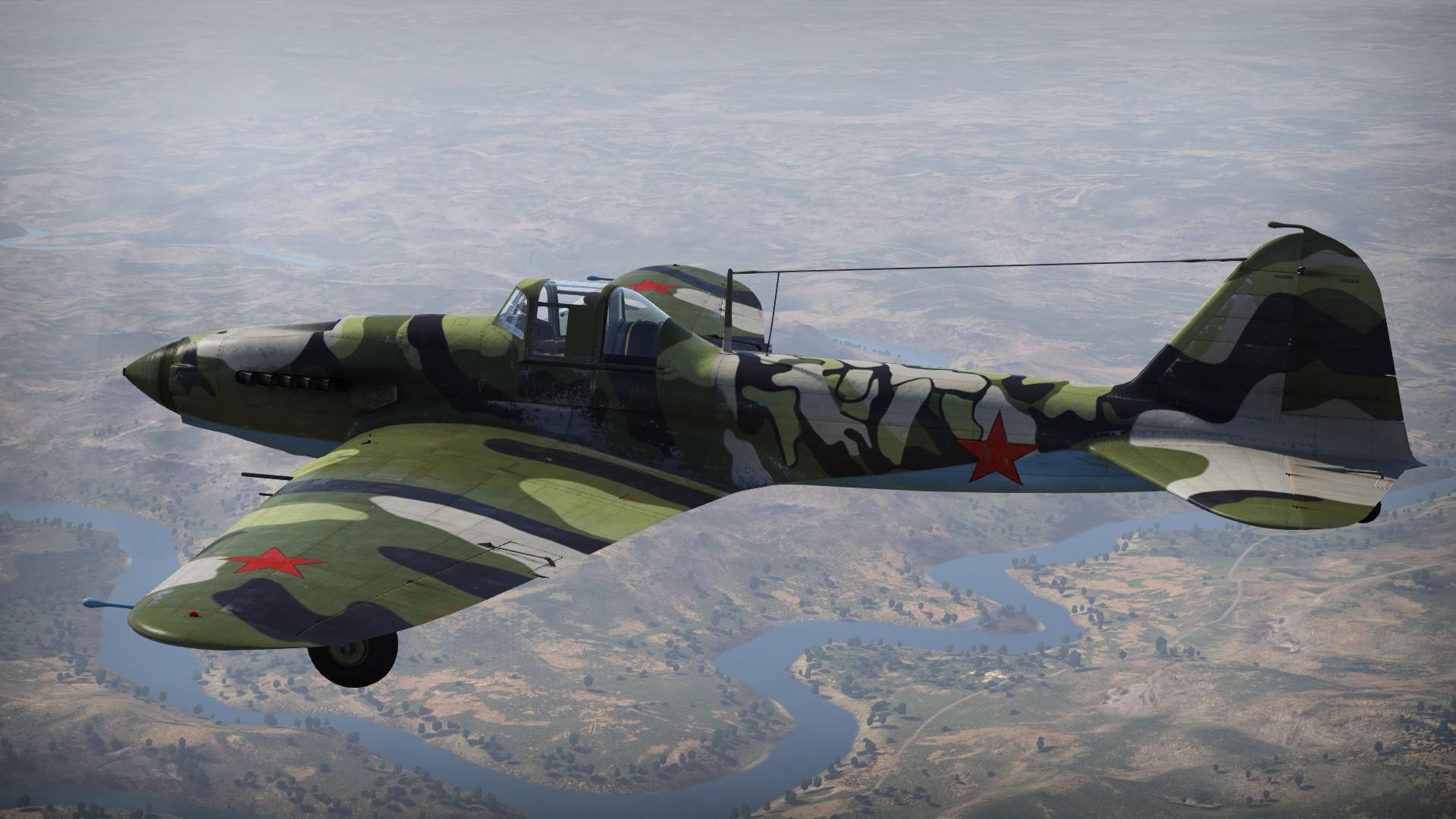 Легендарный «летающий танк» Ил-2 снова над Берлином