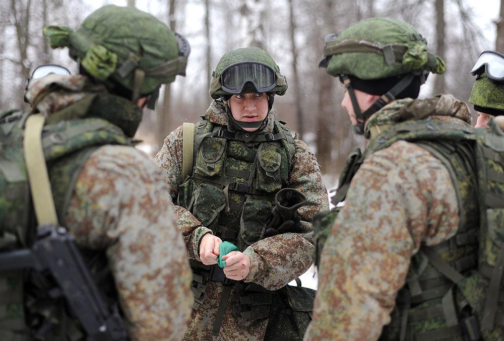 Камчатские морпехи перевоплотятся в «солдат будущего»