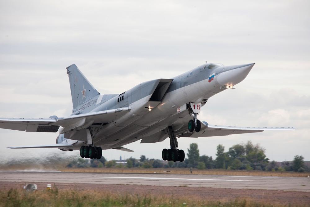 Россия завершает модернизацию дальнего бомбардировщика