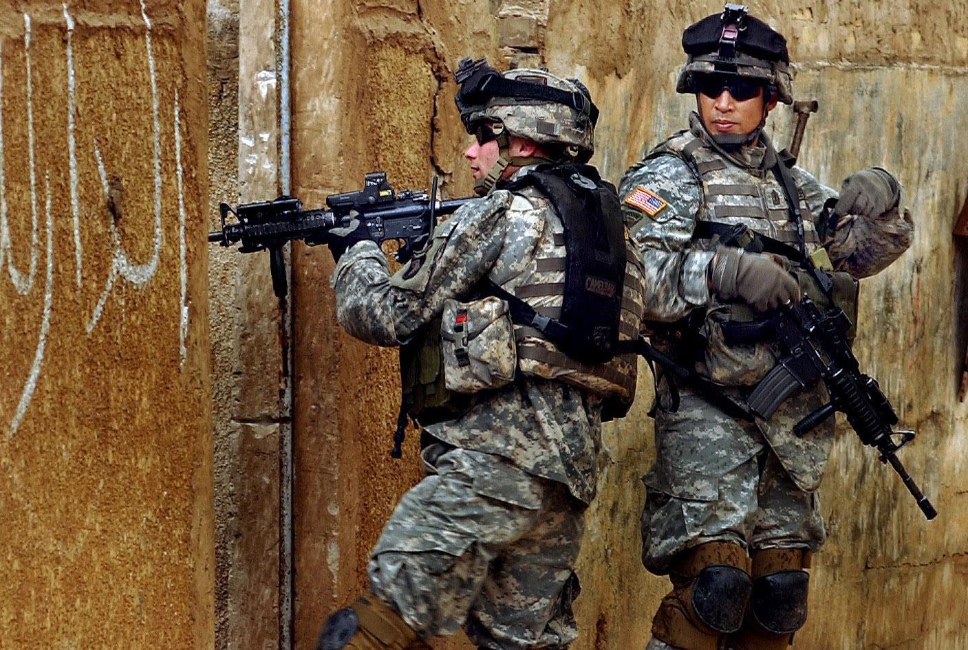 Американцы готовятся к городским боям