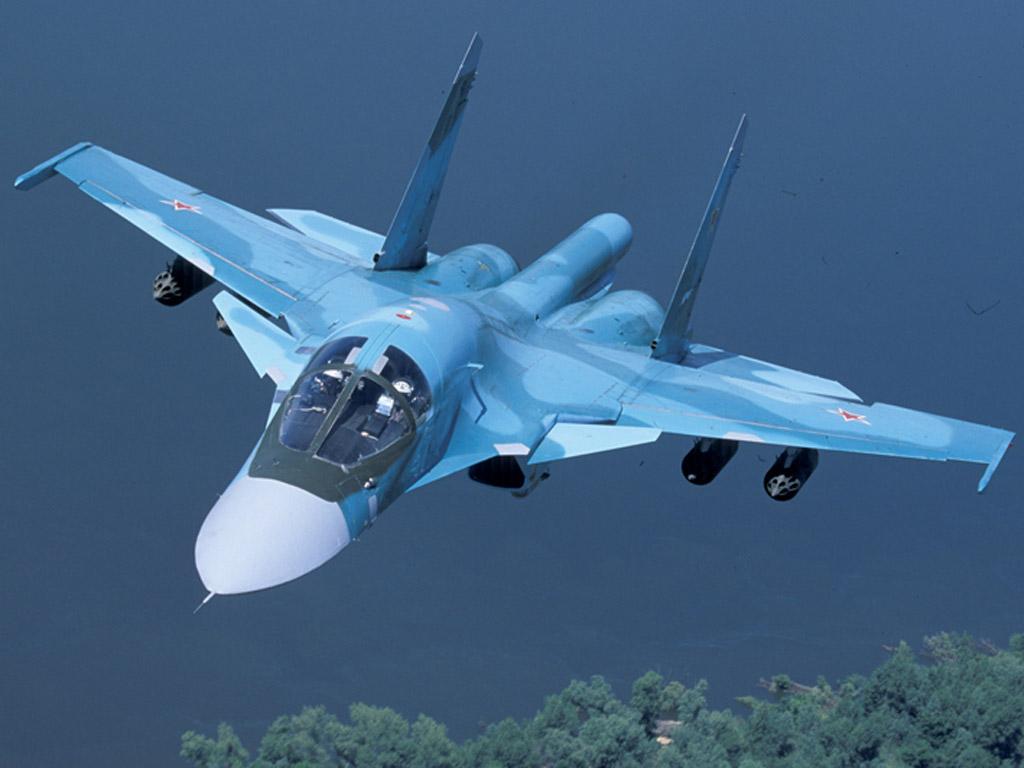 Су-27 привел в ужас страны НАТО