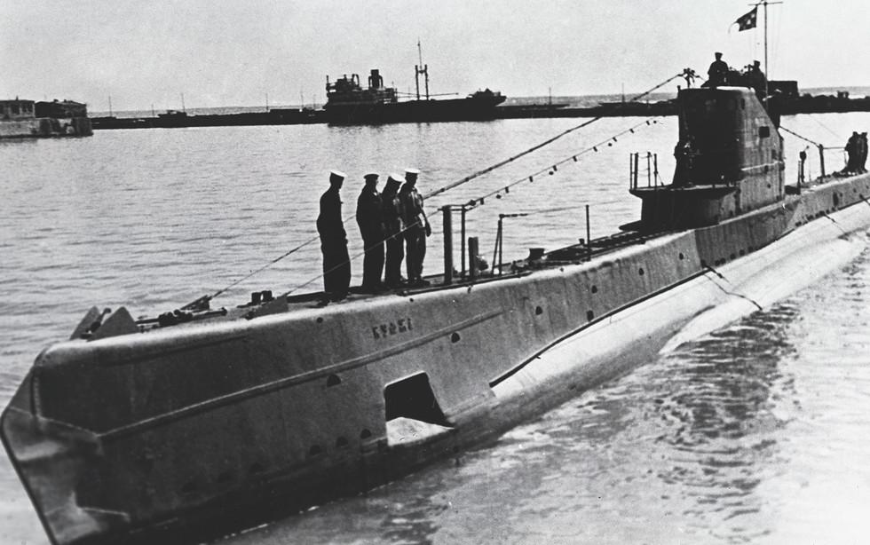В Финском заливе нашли погибшую советскую подлодку