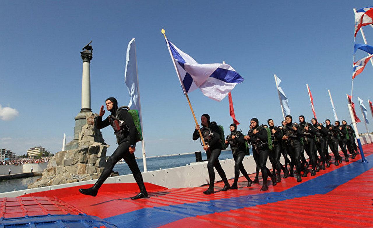 В Севастополе отпразднуют годовщину создания школы водолазов