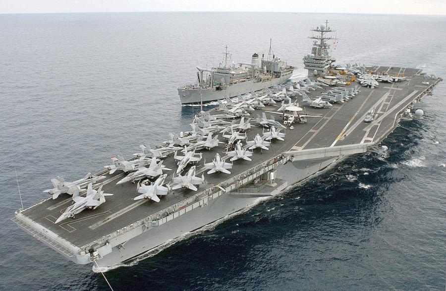 «Великие державы» подтолкнули США к воссозданию второго флота ВМС