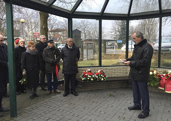 Германия отмечает день освобождения от фашизма
