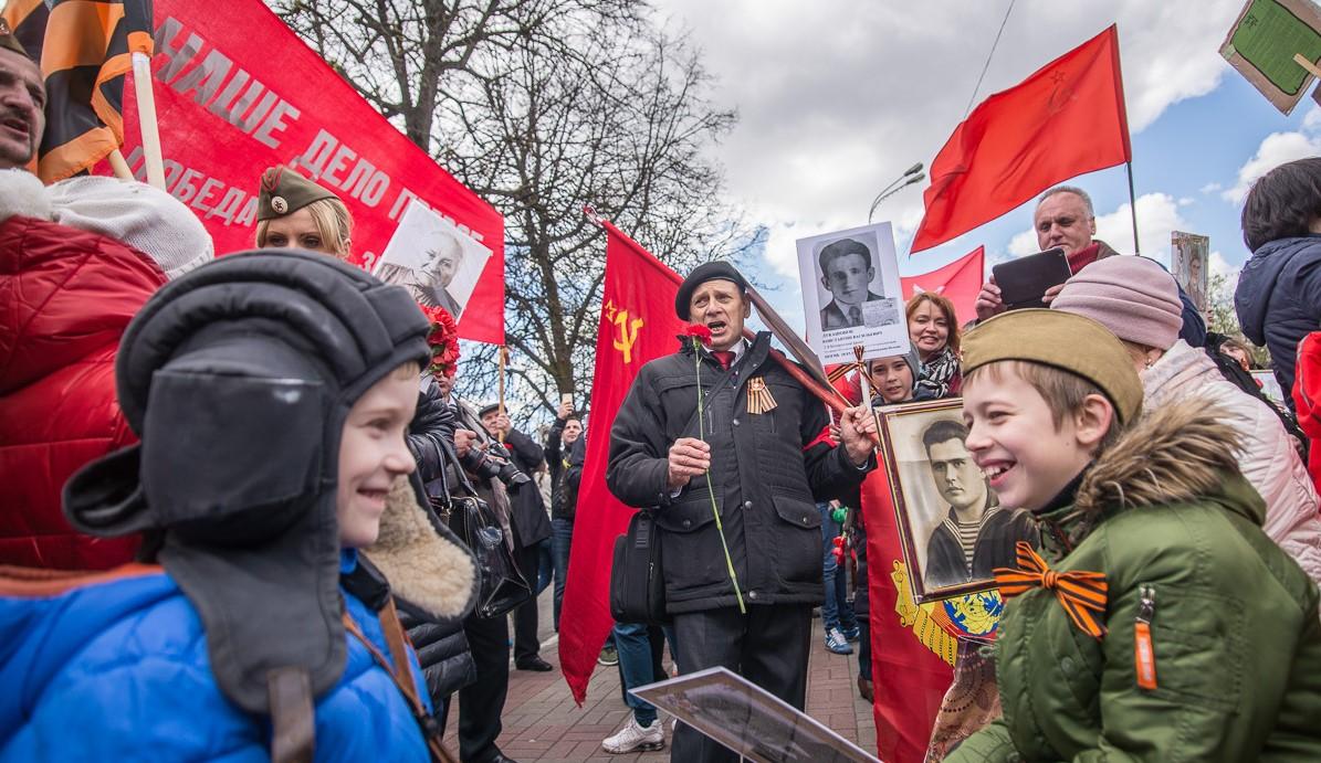 Акция «Бессмертный полк» в Минске может поменять название