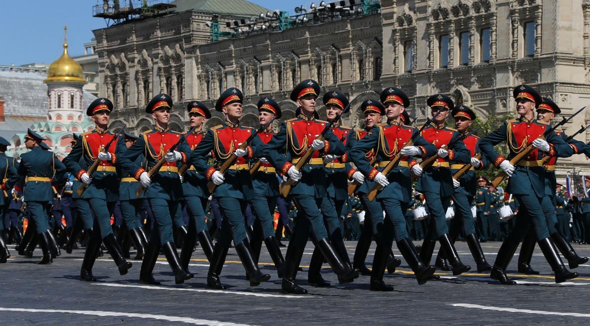 Ветераны высоко оценили парад Победы