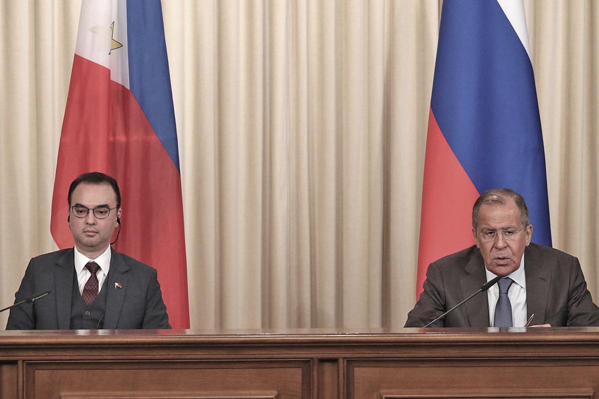 Россия и Филиппины укрепят военно-техническое сотрудничество