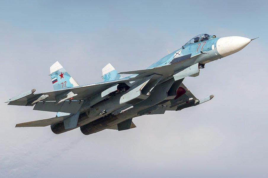В США считают Су-27 лучшим российским истребителем