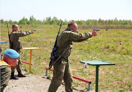 Снайперы пошли в наступление