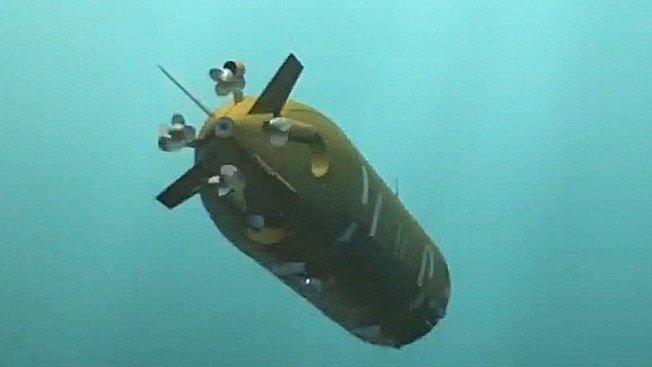 «Посейдон» сможет нести боеголовку мощностью до двух мегатонн