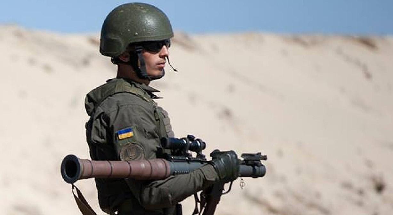 США поставили на Украину 500 противотанковых гранатометов