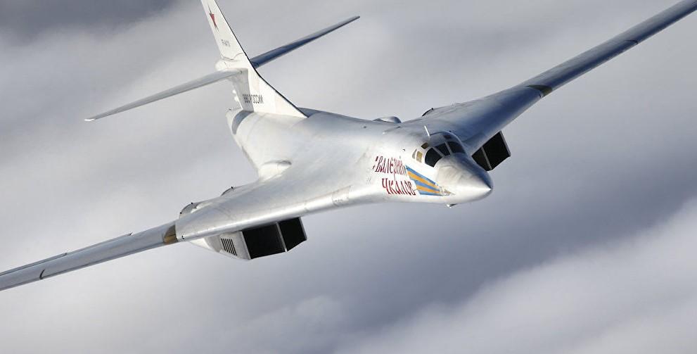 Россия направила в Арктику сверхзвуковые ракетоносцы