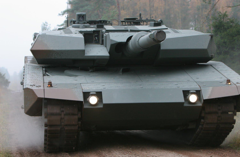 Германия возрождает танки Leopard 2