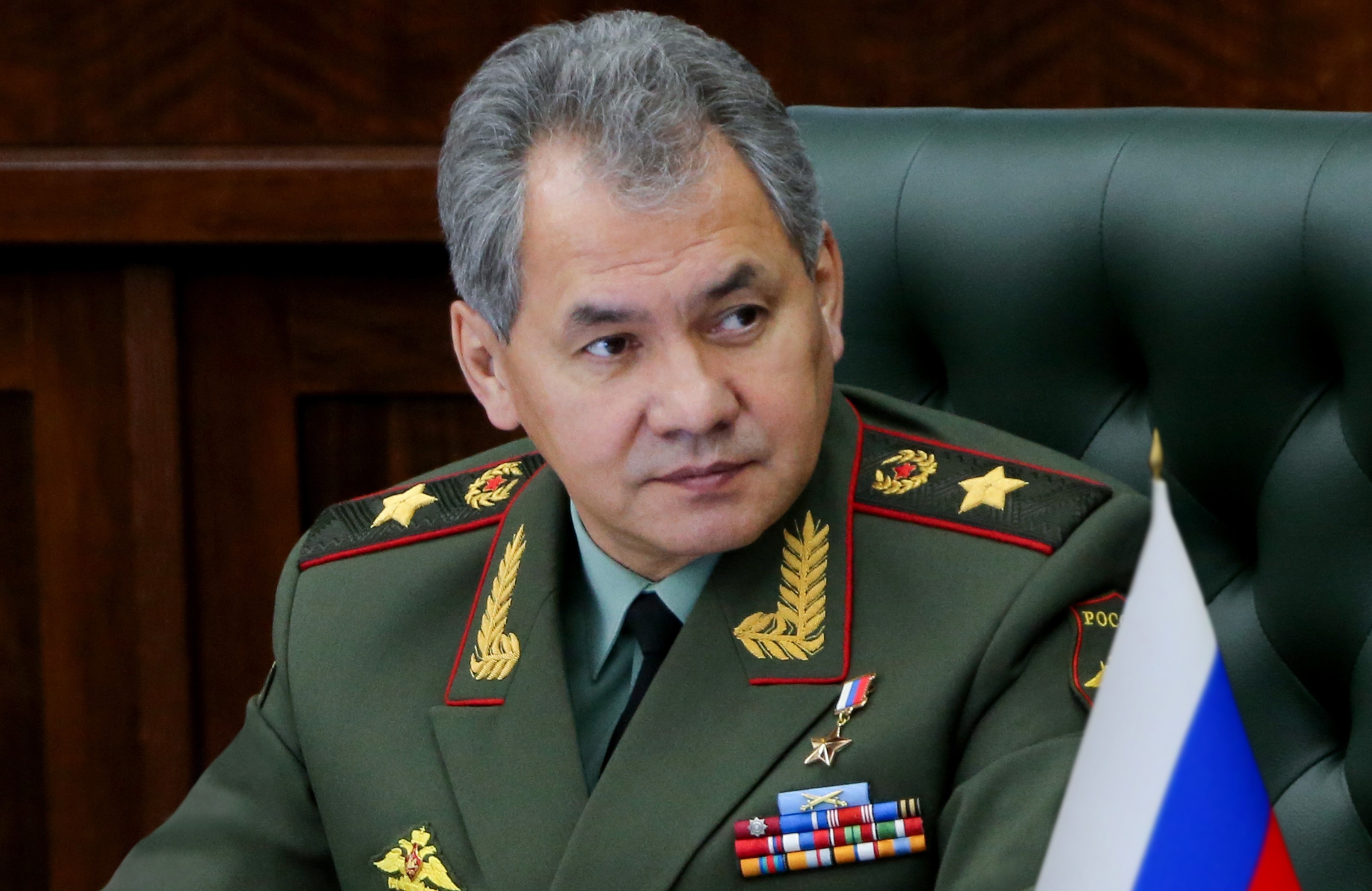 Шойгу и Назарбаев обсудили вопросы обороны