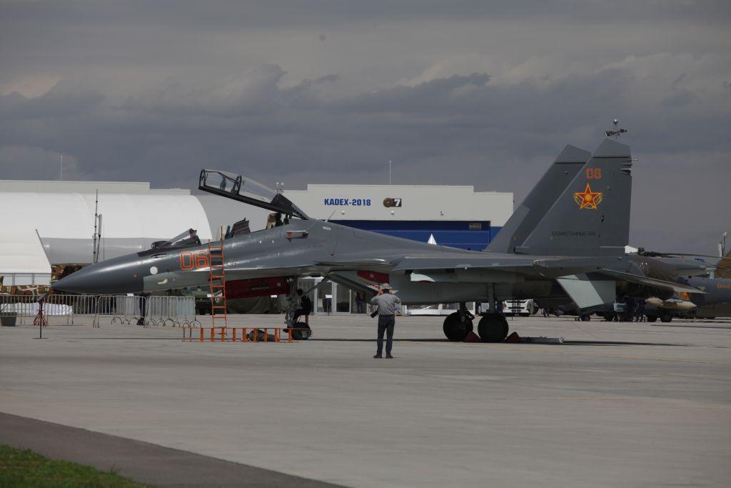 Казахстан закупит у России очередную партию Су-30СМ