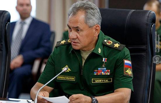 Министры обороны России и Армении встретились в Астане