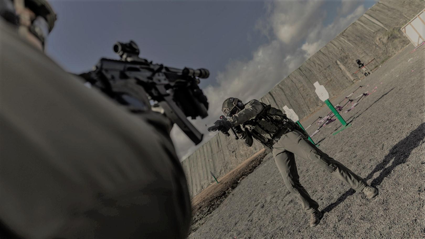 «Калашников» показал возможности пистолета-пулемета «Витязь»