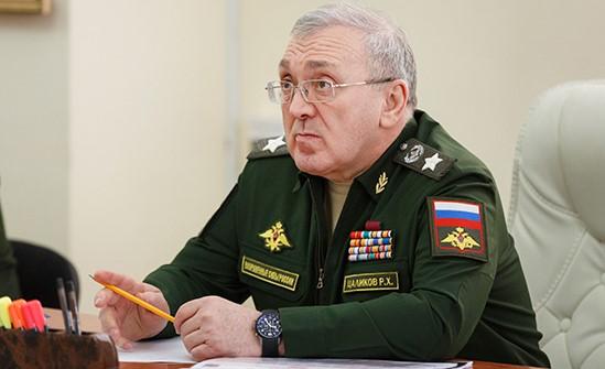 Начал работу Восточный региональный центр управления обороной