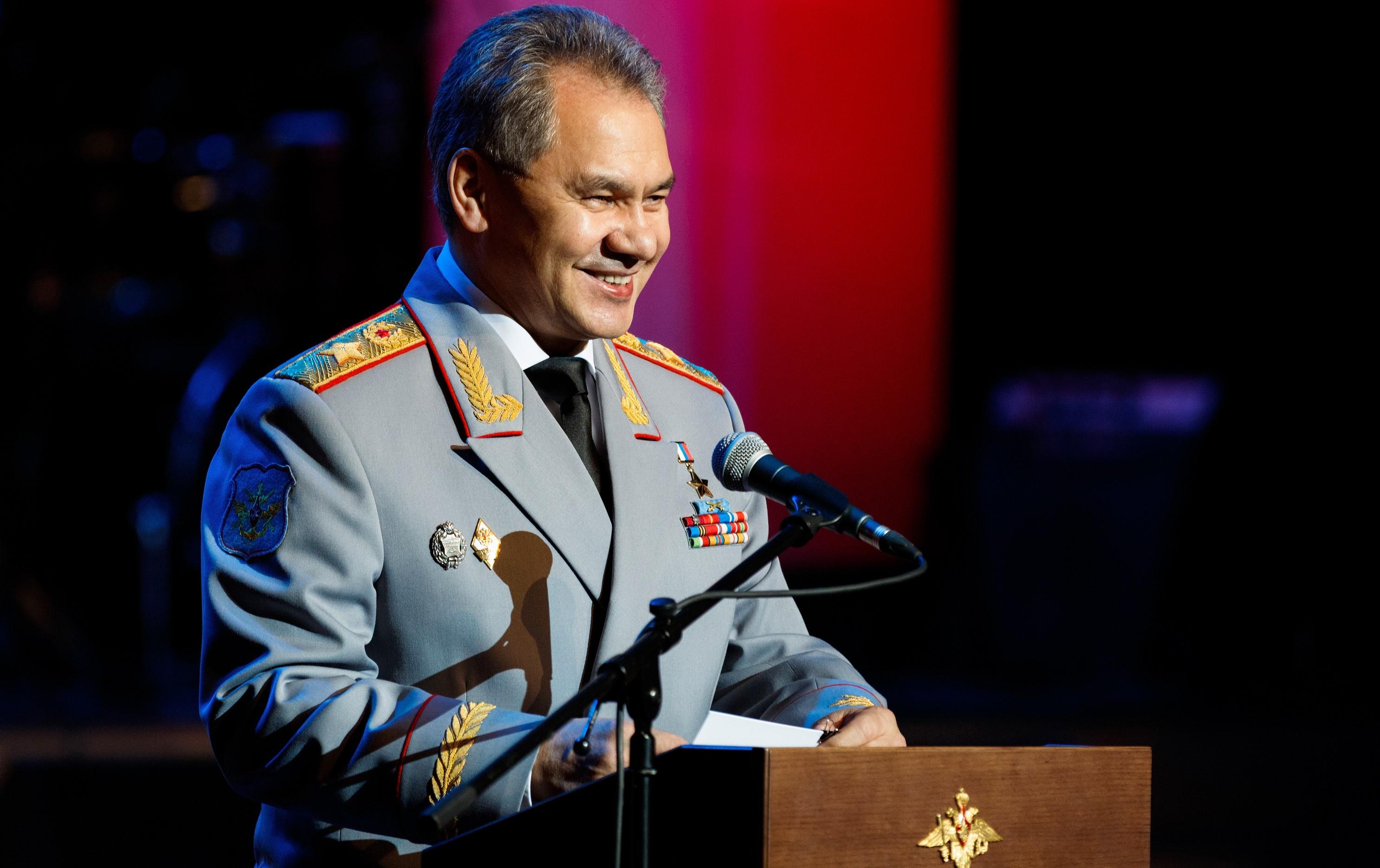 Сергей Шойгу отметил профессионализм военных кадровиков