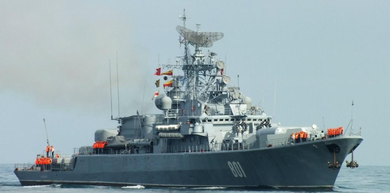 ЧМ-2018 в Сочи пройдет под защитой Черноморского флота