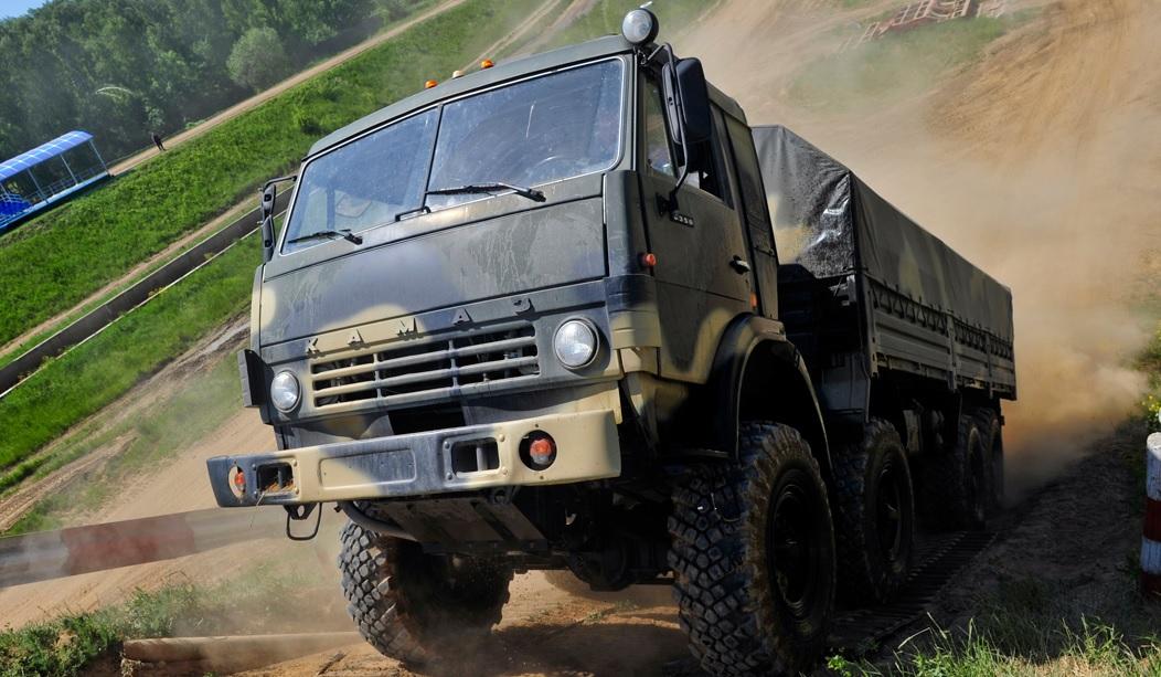 В Вооруженных силах отмечают День военного автомобилиста