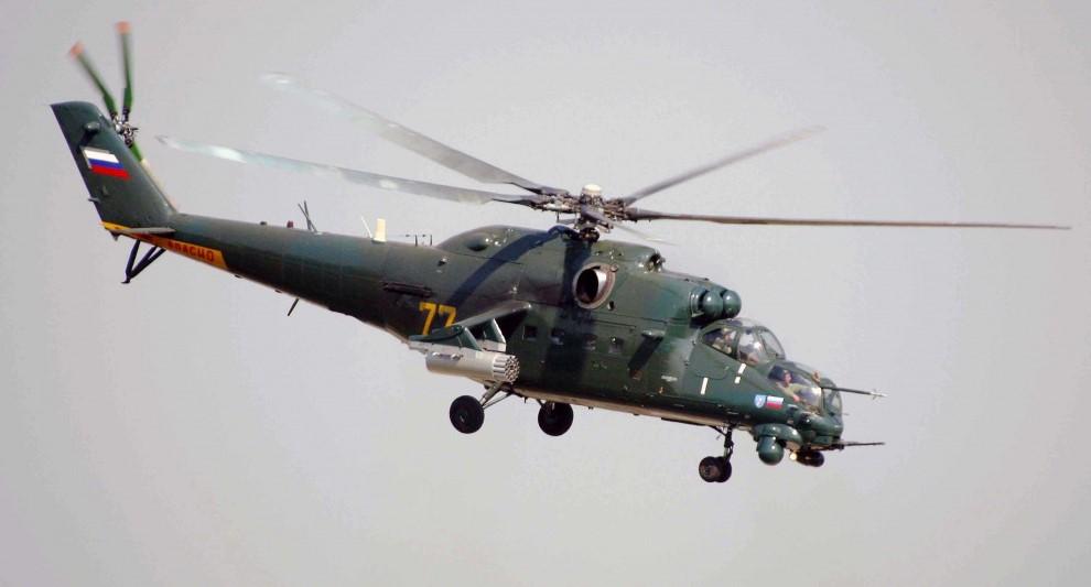 Казахстан решил купить российские Ми-35