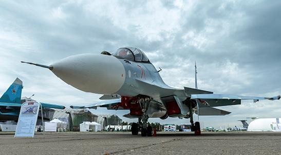 Видео боевого разворота Су-57 появилось в сети