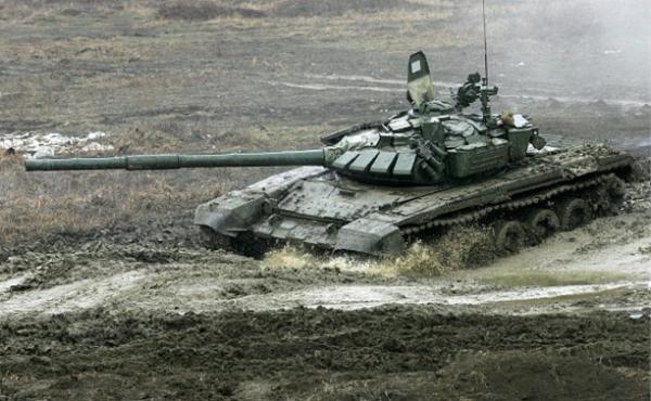 Начались испытания модернизированных танков Т-80БВМ и Т-72Б3М