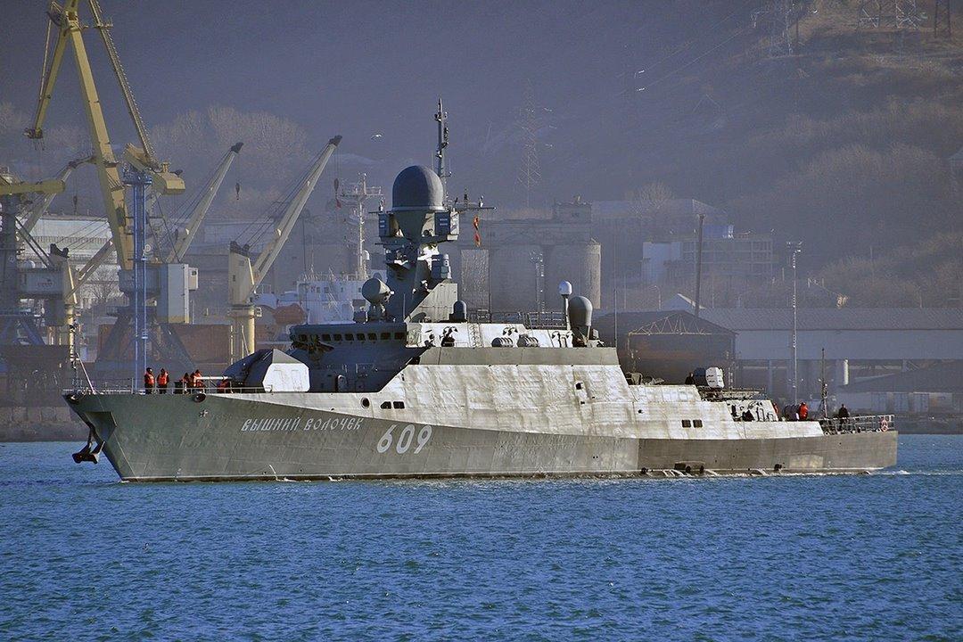 Черноморский флот усилят новейшим кораблем с «Калибрами»