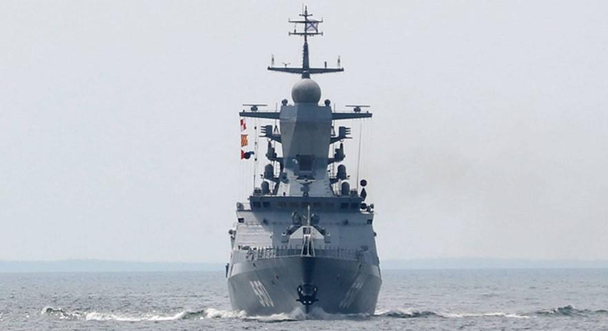 Боевые корабли Тихоокеанского флота покинули Таиланд