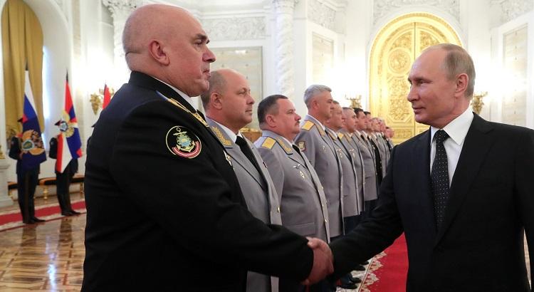 Путин высоко оценил боеспособность Вооруженных сил РФ