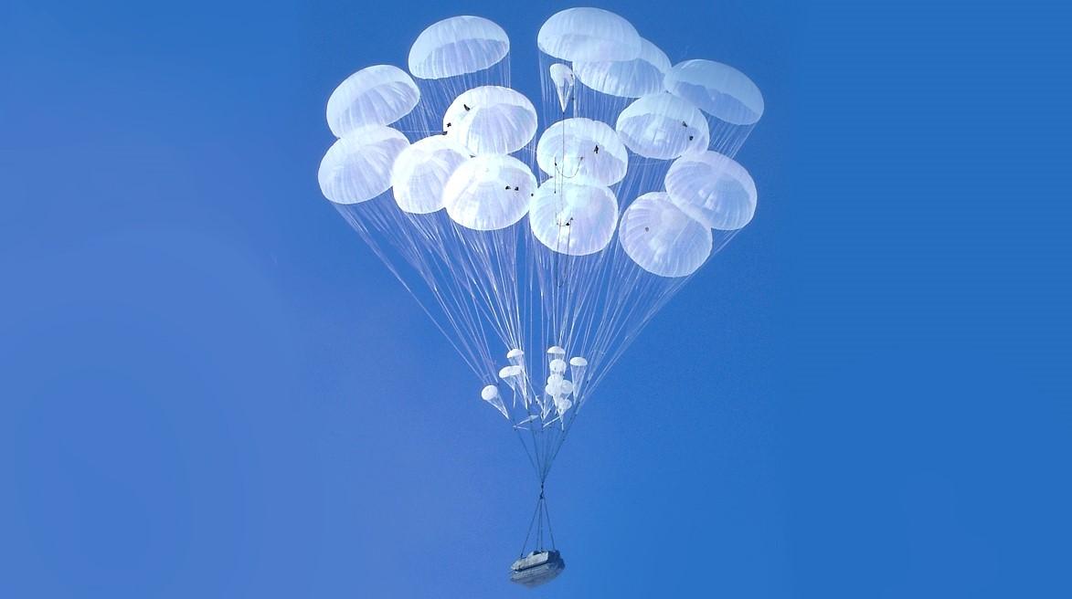 ВДВ завершили испытания новейшей парашютной системы