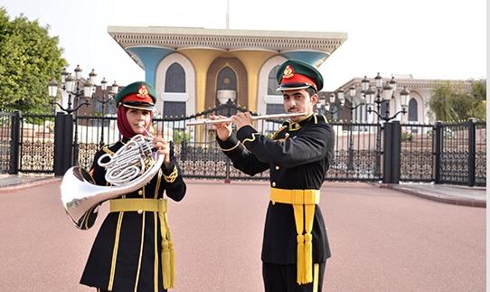 В Москве выступит оркестр Королевской гвардии Омана