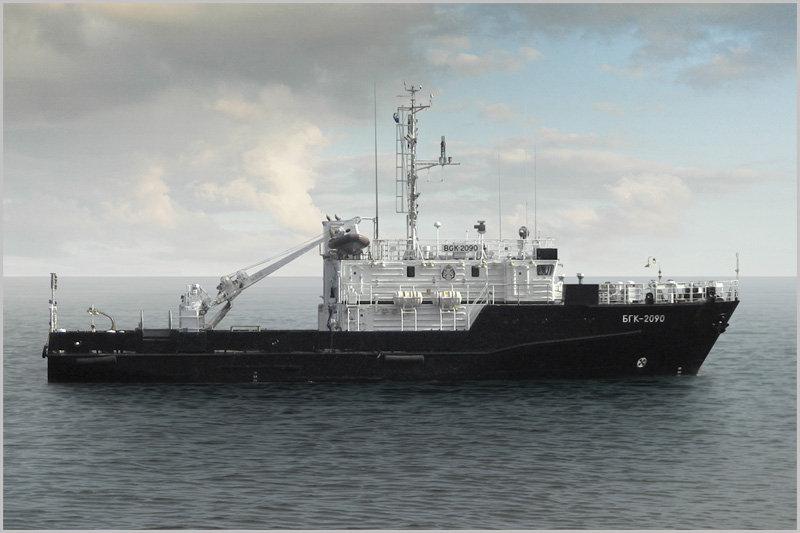 Большой гидрографический катер заложили на «Окской судоверфи»