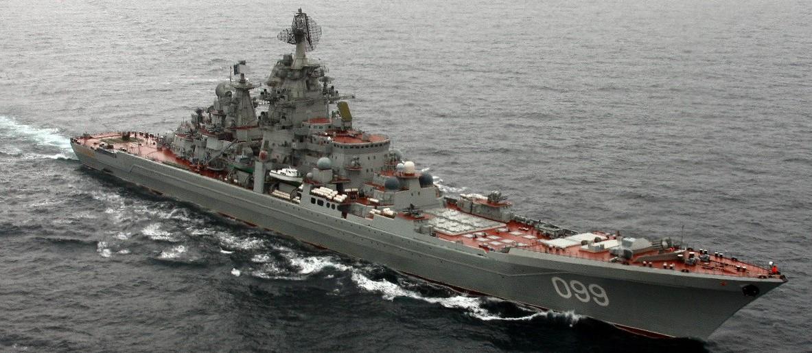 Северный флот – не подведет!