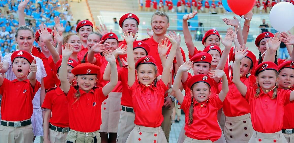 В России стартует юнармейское лето
