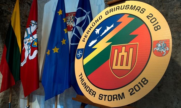 В Литве стартуют крупнейшие национальные учения