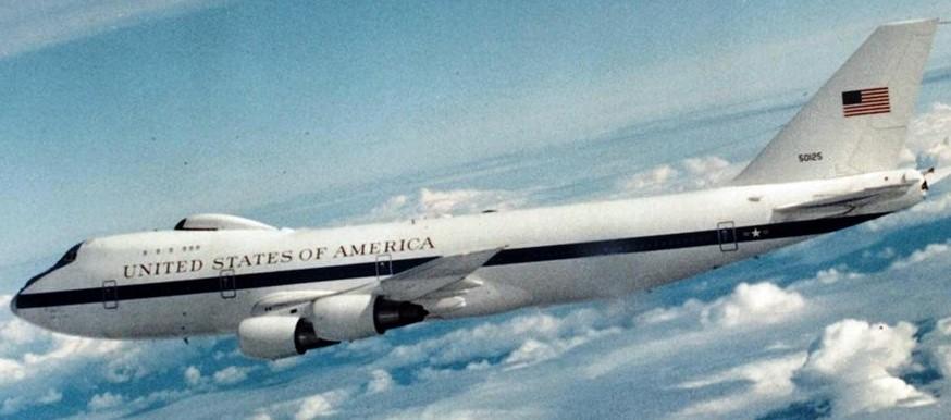 США модернизируют «самолет Судного дня»