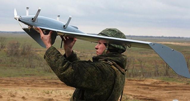 В России создан новый разведывательный беспилотный комплекс