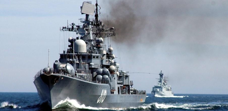 Балтийский флот защитит Петербург в дни ЧМ-2018 по футболу