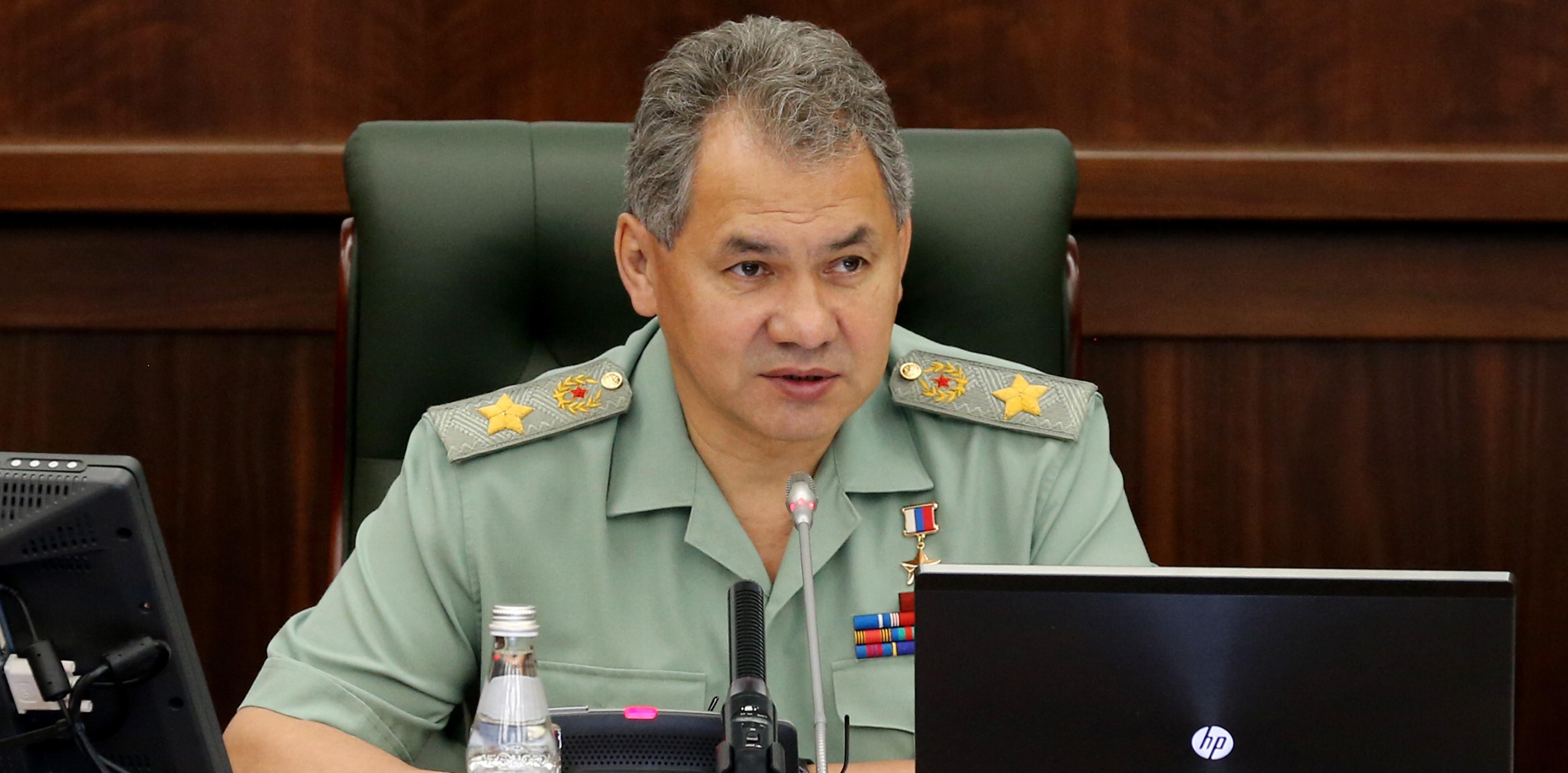 Сергей Шойгу проведет заседание совета министров обороны СНГ