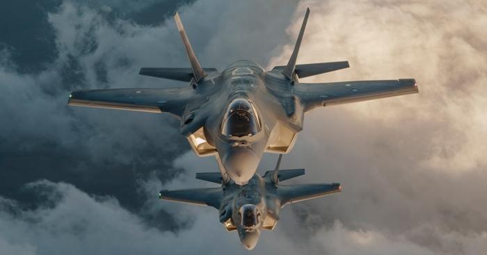 «Всепогодный» F-35 не вылетел в Британию из-за плохой погоды