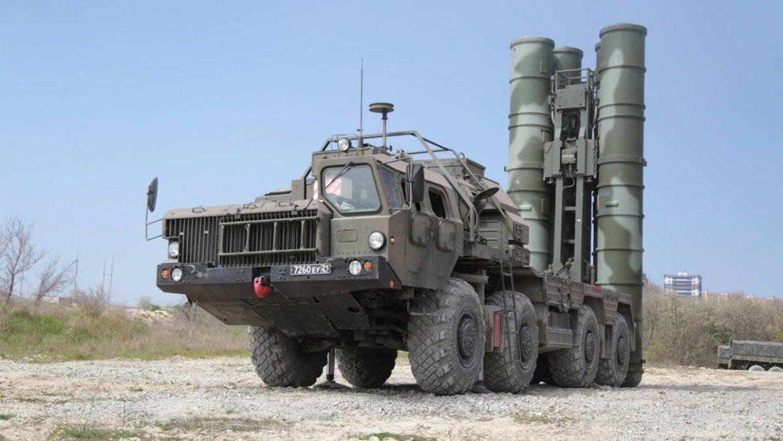 Крымские С-400 и «Панцирь» отразили удар «противника» с моря