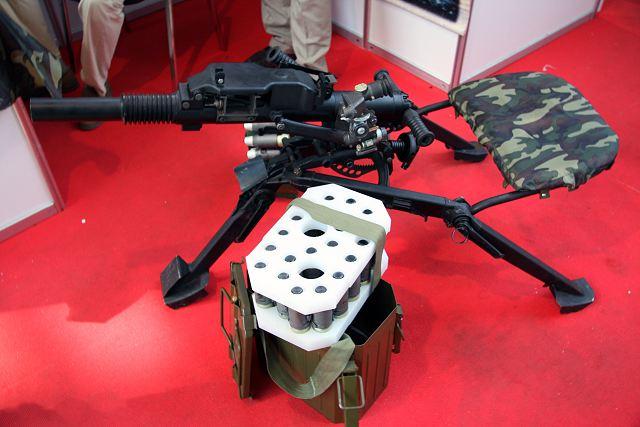 В армию поступил новейший гранатомет «Балкан»